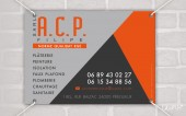 SIGNALETIQUE ACP
